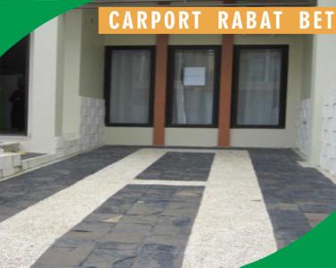 carport rabat beton